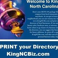 King NC Biz