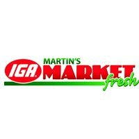 IGA Martin's Market