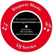 Request Music DJ Service