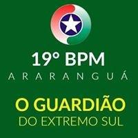19º Batalhão de Polícia Militar - Araranguá/SC