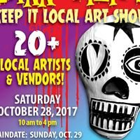 Keep It Local Art and Pottery Show