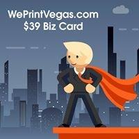 We Print Vegas