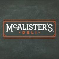 McAlister's Deli - Goldsboro, NC