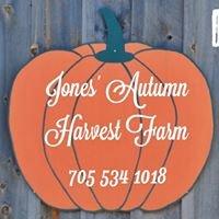 Jones' Autumn Harvest Farms