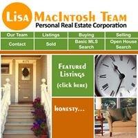 The Lisa MacIntosh Team