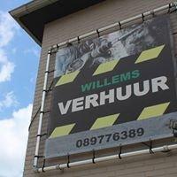 Willems verhuur en verkoop bouwmachine's