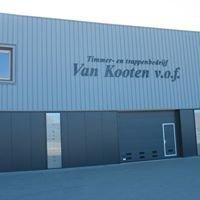Timmer- en Trappenbedrijf Van Kooten VOF