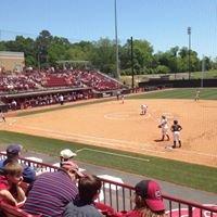 University of South Carolina Softball Stadium At Beckham Field