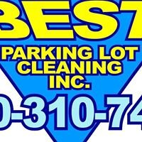 Best Parking Lot Cleaning Inc.-Since 1977