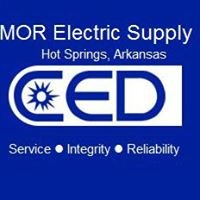CED Hot Springs / MOR Electric Supply