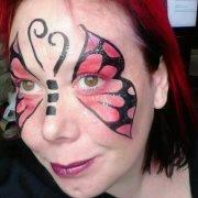 Dippydocus Face Painting