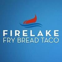 FireLake Fry Bread Taco