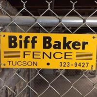 Biff Baker Fence Company