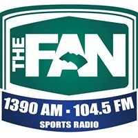 1390 AM -104.5 FM The Fan