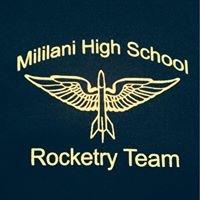 Mililani High School Rocketry Team