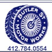Butler Street Motor Works