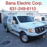 Bana Electric Corp.