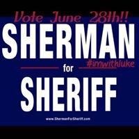 Luke Sherman for Tulsa County Sheriff