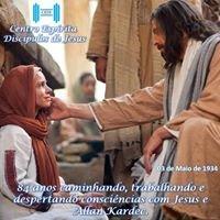 Centro Espírita Discípulos de Jesus