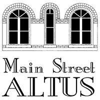 Main Street Altus