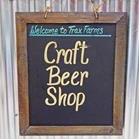 Craft Beer Shop at Trax Farms