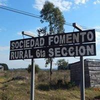 """Sociedad Fomento Rural """"Sexta Sección"""""""
