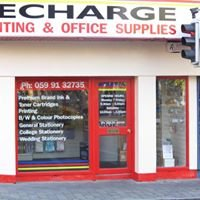 Recharge Cartridges, Printing & Stationery Carlow