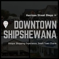 Harrison Street Shops in Downtown Shipshewana