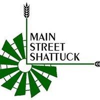 Main Street Shattuck