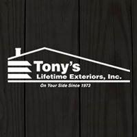 Tony's Lifetime Exteriors, Inc.