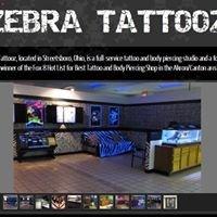 Zebra Tattooz