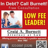 Law Offices of Craig A. Burnett