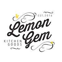 Lemon Gem Kitchen Goods