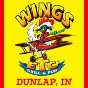 Wings Etc. Dunlap