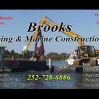 Brooks Dredging and Marine Construction