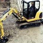 Bob Cat and Excavator hire