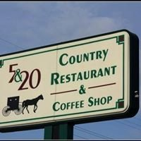 5&20 country restaurant