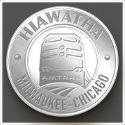Amtrak Hiawatha