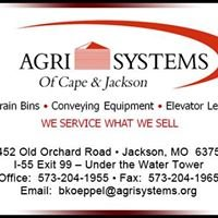 Agri Systems of Cape and Jackson