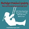Macfadyen Preschool Academy