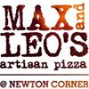 Max and Leo's Pizza Newton
