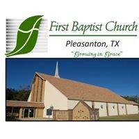 First Baptist Church Pleasanton, TX