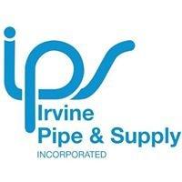Irvine Pipe & Supply Inc