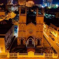 St Francis Xavier Church Melaka (SFXC)