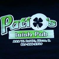 PatiO's Irish Pub