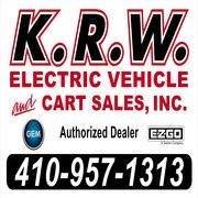 KRW Electric Vehicle and Cart Sales inc.