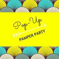 Pop-Up Pamper Party