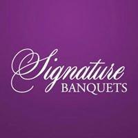 Signature Banquets