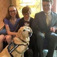 O'Shea, Grief Companion Dog