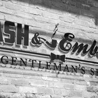 """Ash & Ember """"A Gentleman's Shop"""""""